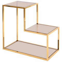 Etagere in the Style of Romeo Rega, 1960s