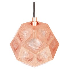 Etch Small Pendant Light by Tom Dixon