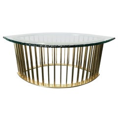 Etched Coffee Table by Fabio Ltd