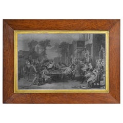 Etching by David Wilkie