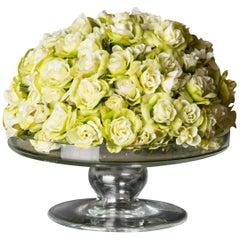 Eternity Little Roses Frisco Stand Set Arrangement, Flowers, Italy