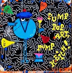 PUMP POP ART - PUMP KEITH - 008