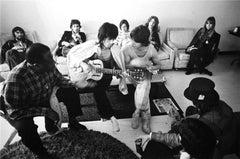Rolling Stones, Bukka White, Keith Richards, Mick Jagger, Los Angeles 1969