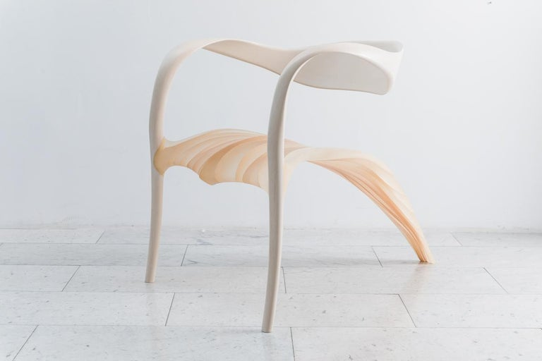 British Ethereal Series Lounge Chair, UK For Sale