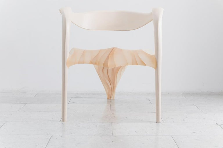 Ethereal Series Lounge Chair, UK In New Condition For Sale In New York, NY