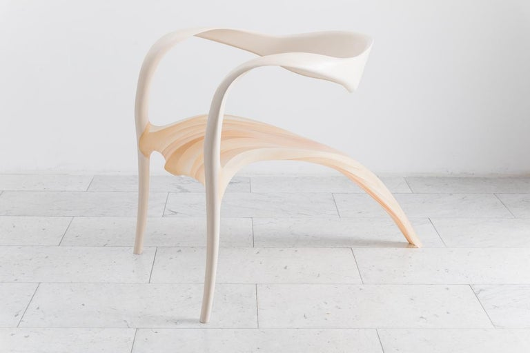 Ethereal Series Lounge Chair, UK For Sale 1