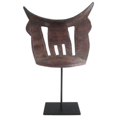 Ethiopian Wood Headrest