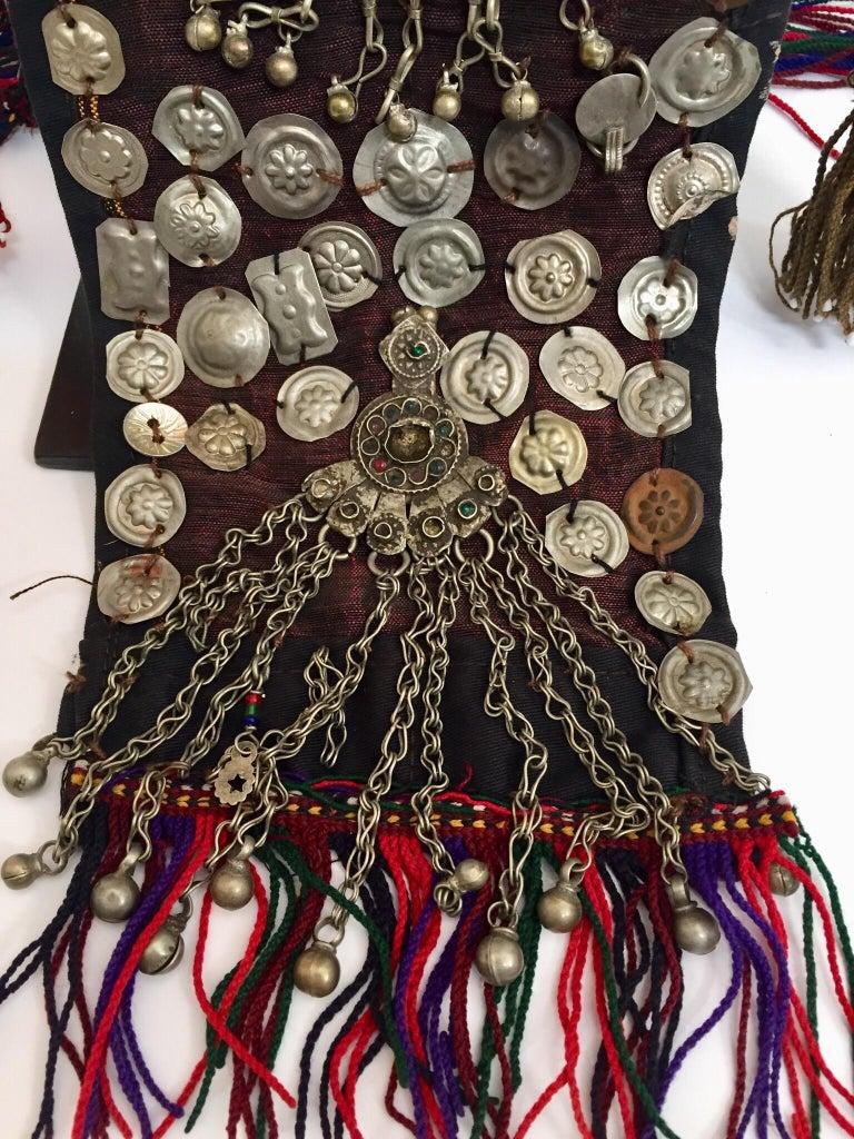 Ethnic Mongolian Wedding Head Dress For Sale 1