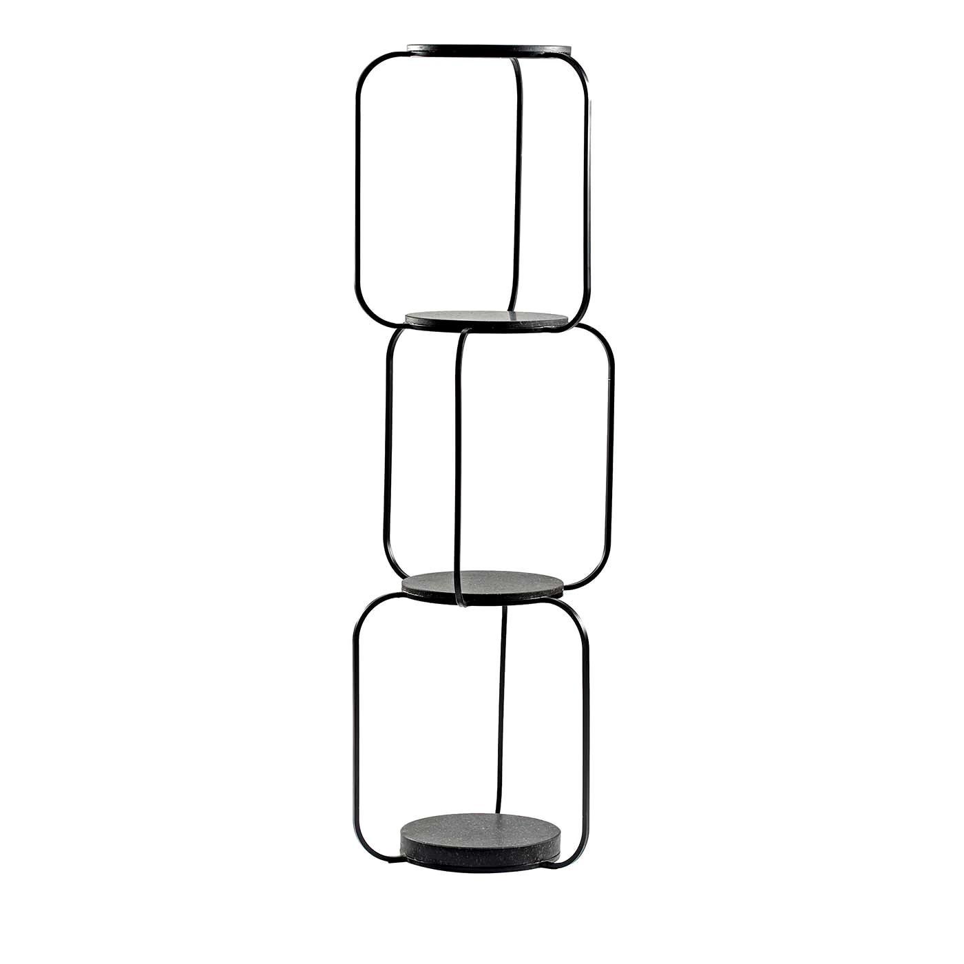 Etna Corner Bookcase Design by Martinelli Venezia Studio