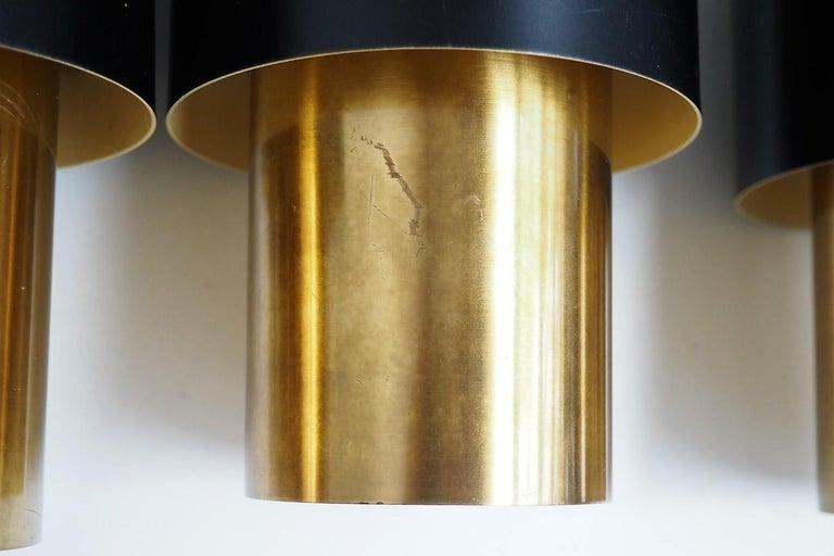 Etna Pendants Designed by Jo Hammerborg for Fog & Mørup, 1960s For Sale 2