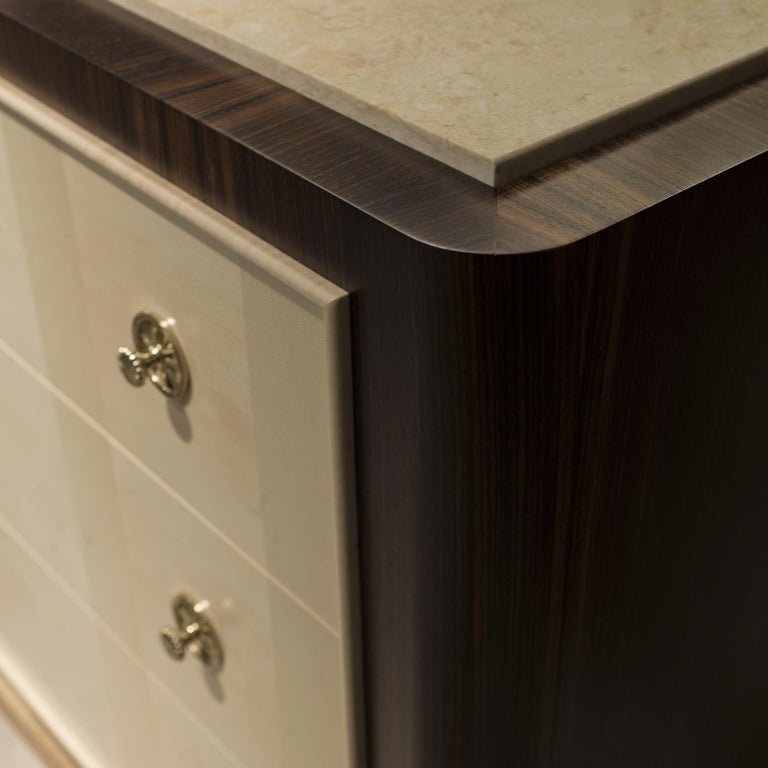 Modern Etoile Chest of Drawers by Chiara Provasi For Sale
