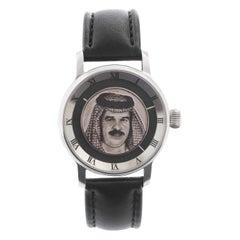 Etoile Stainless Steel King of Bahrain Men's Watch