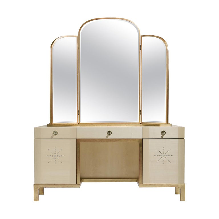 Etoile Vanity Table by Chiara Provasi For Sale