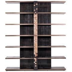 Etro Aleppo Bookcase in Wood