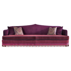 Etro Home Interiors Amina 3-Seater Sofa in Velvet