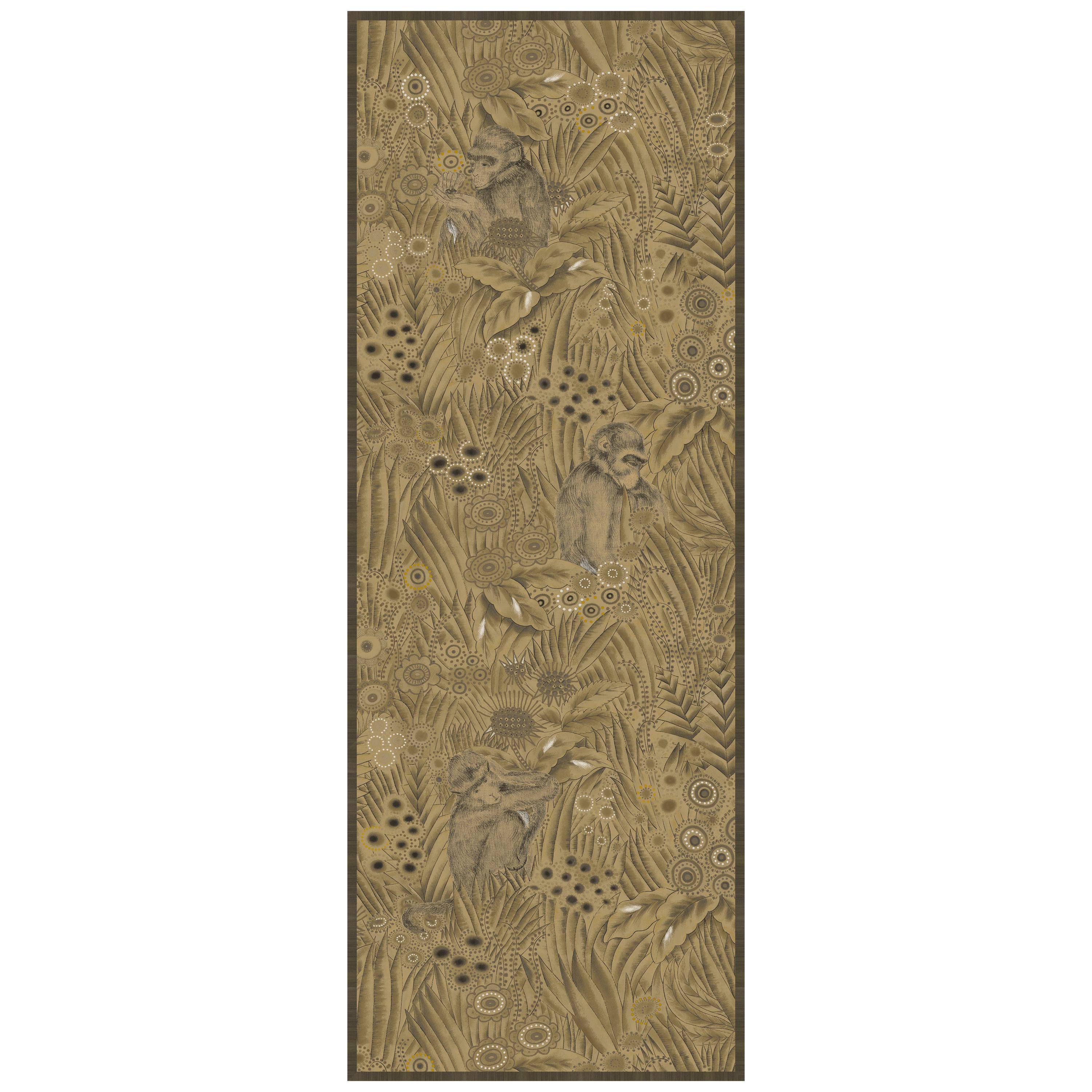 Etro Home Interiors Dunand Print on Canvas