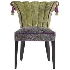 Etro Home Interiors Fes Chair in Fabric