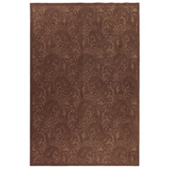 Etro Home Interiors Hendrix Hand-Tufted Rug in Moka color