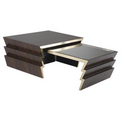 Etro Home Interiors Ziggy Low and Tall Central Tables