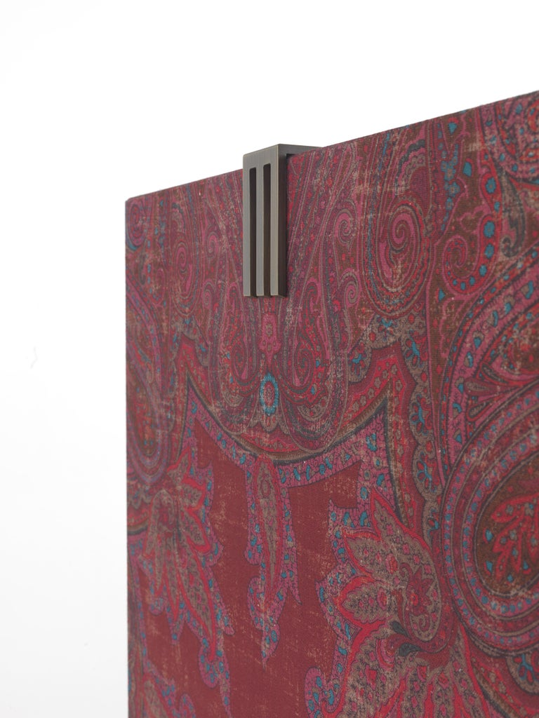Etro Kolkata Cabinet in Wood and Metal For Sale 2