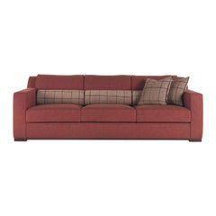 Etro Home Interiors Masada 3-Seater Sofa in Fabric