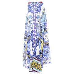 Etro Multi-print Maxi Skirt
