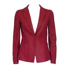 Etro Sheepskin Leather Jacket IT 40