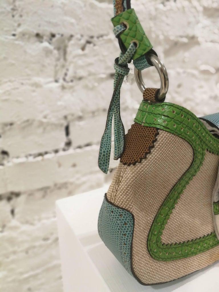 Etro SS16 Multicolour Shoulder Bag NWOT In Good Condition For Sale In Capri, IT