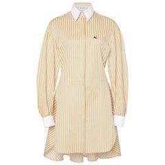 Etro Striped Cotton Poplin Shirt