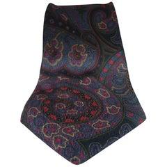 Etro vintage multicoloured tie