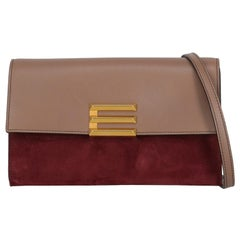 Etro Woman Shoulder bag Burgundy Leather