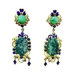Revival Dangle Earrings