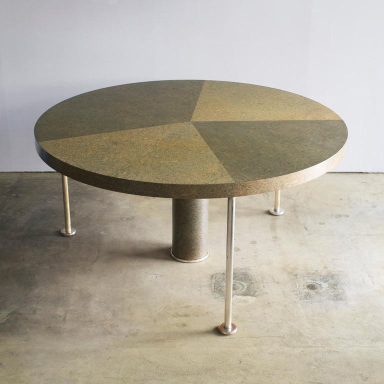 Ettore Sottsass's Ospite dining table.