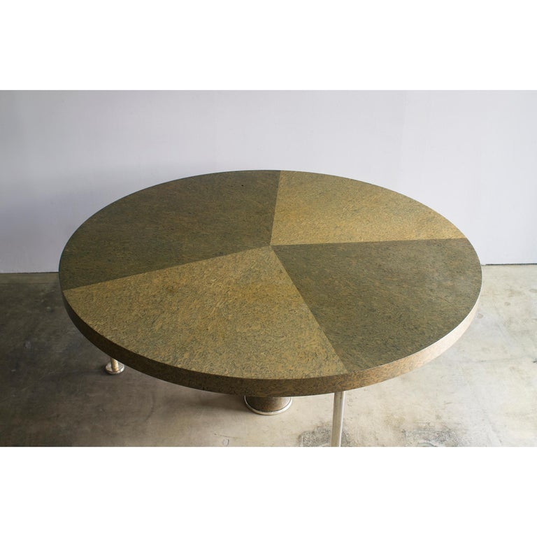 Italian Ettore Sottsas Ospite Table Zanotta Postmodern, 1980s For Sale