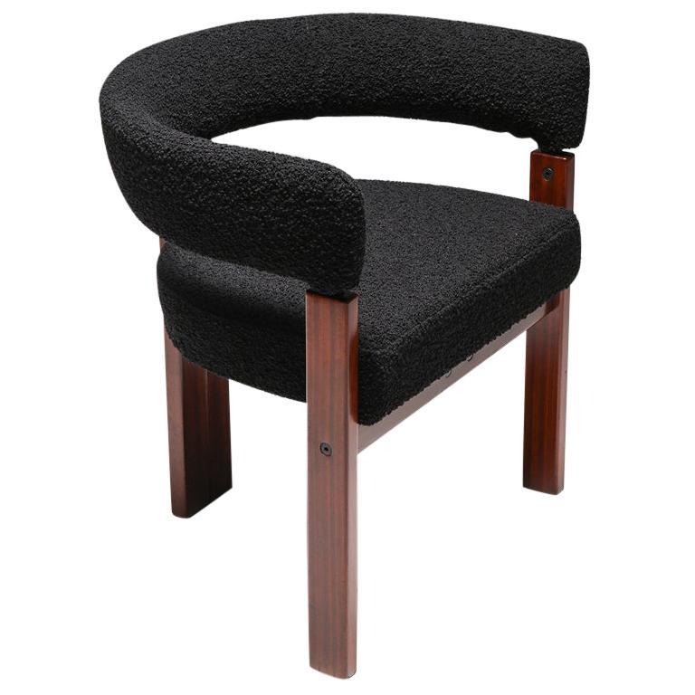 Ettore Sottsass Armchairs for Poltronova