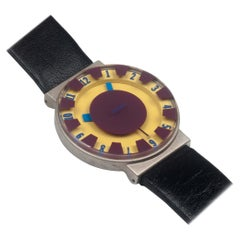 Ettore Sottsass Collection Seiko Wristwatch, First Edition, Japan, 1993