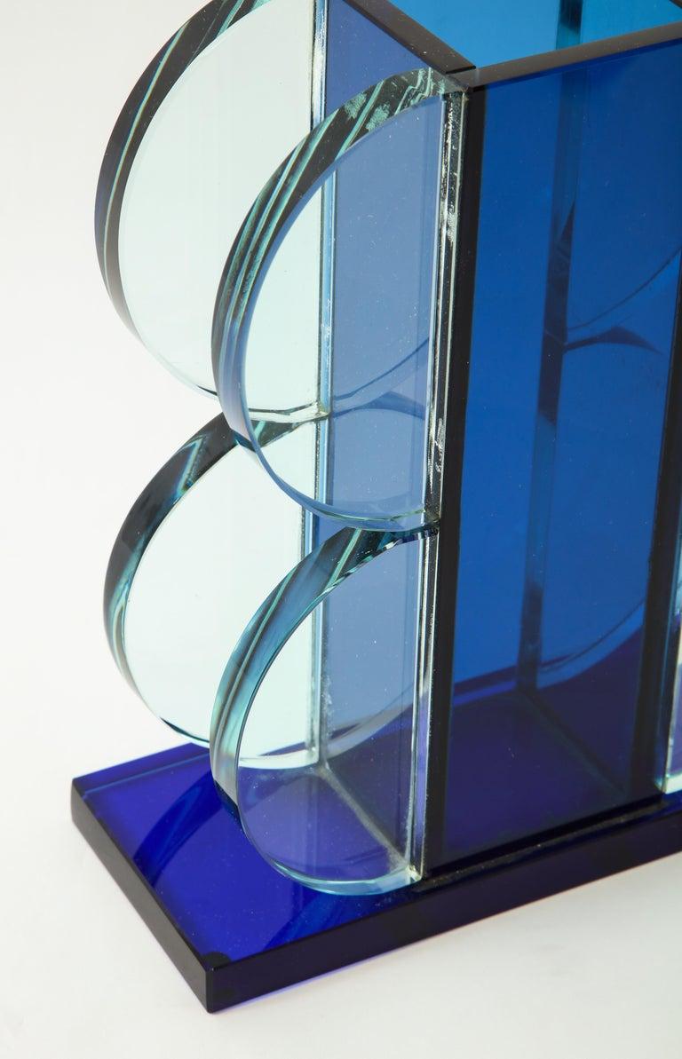 Ettore Sottsass for Fontana Arte Vase Model 2664 For Sale 3