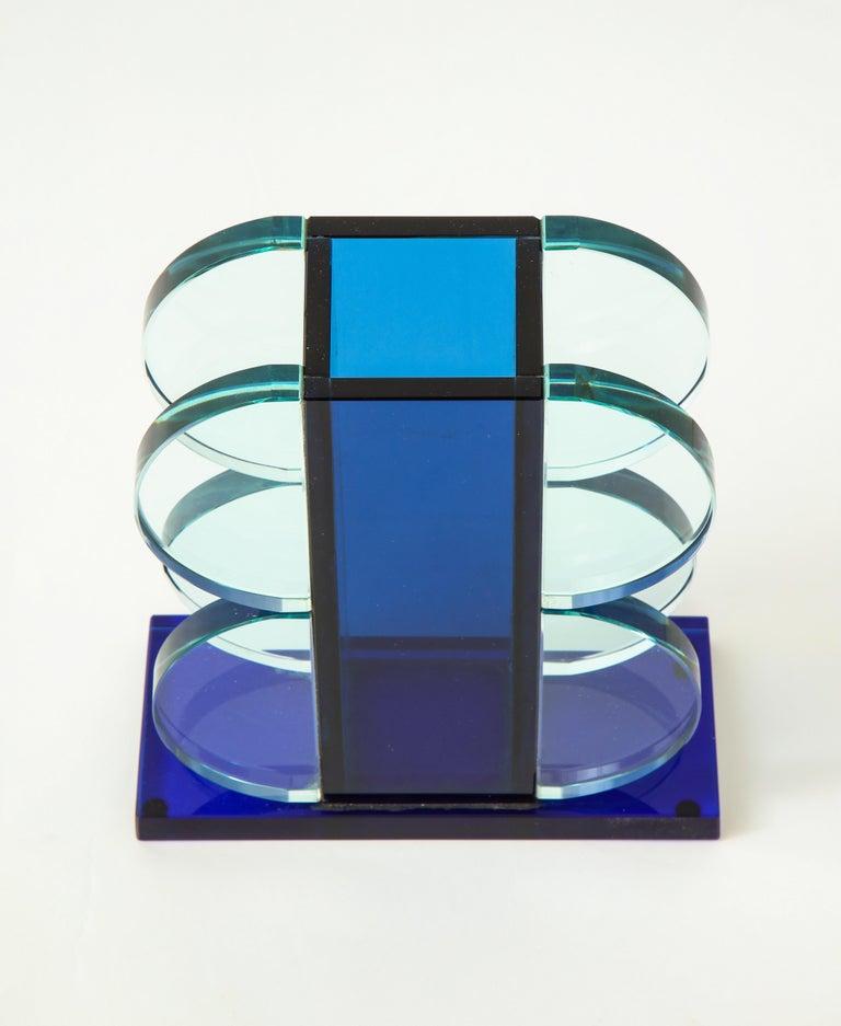 Mid-Century Modern Ettore Sottsass for Fontana Arte Vase Model 2664 For Sale