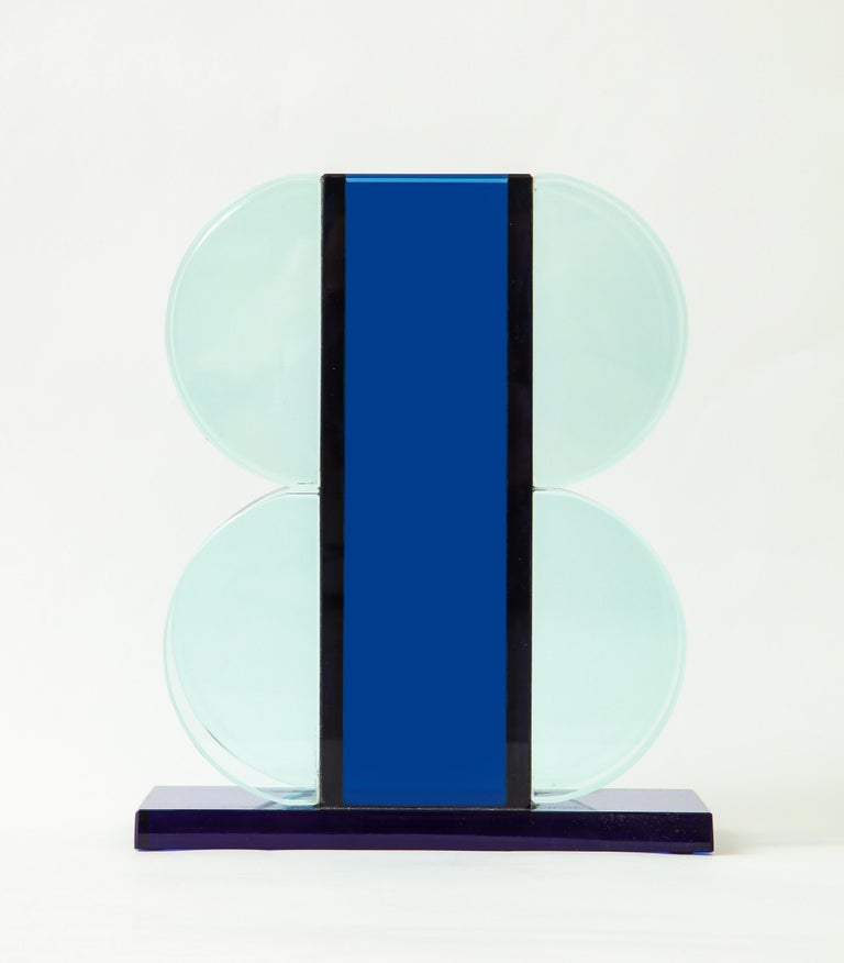 Italian Ettore Sottsass for Fontana Arte Vase Model 2664 For Sale