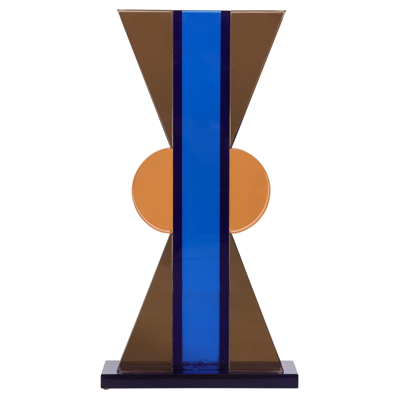 Ettore Sottsass for Fontana Arte Vase Model 2665
