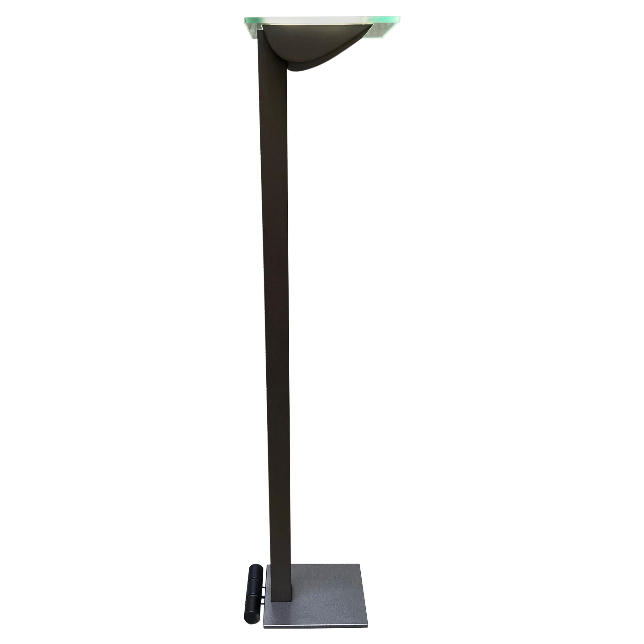 Ettore Sottsass for Staff ID-S Edition Floor Lamp, 1980s