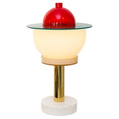 Ettore Sottsass for Venini Table Lamp Nopuram