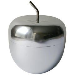 "Ettore Sottsass, Ice Bucket, ""Mela"" ""Apple"" for Rinnovel"