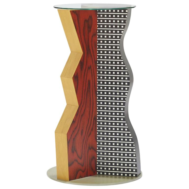 """Ettore Sottsass """"Ivory"""" Side Table"""
