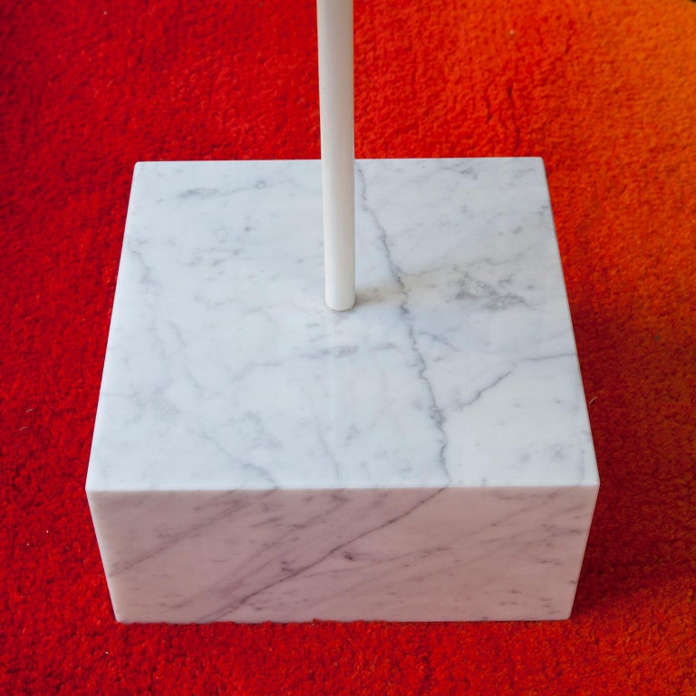 Late 20th Century Ettore Sottsass Primavera Marble Coffee Table, 1980 For Sale
