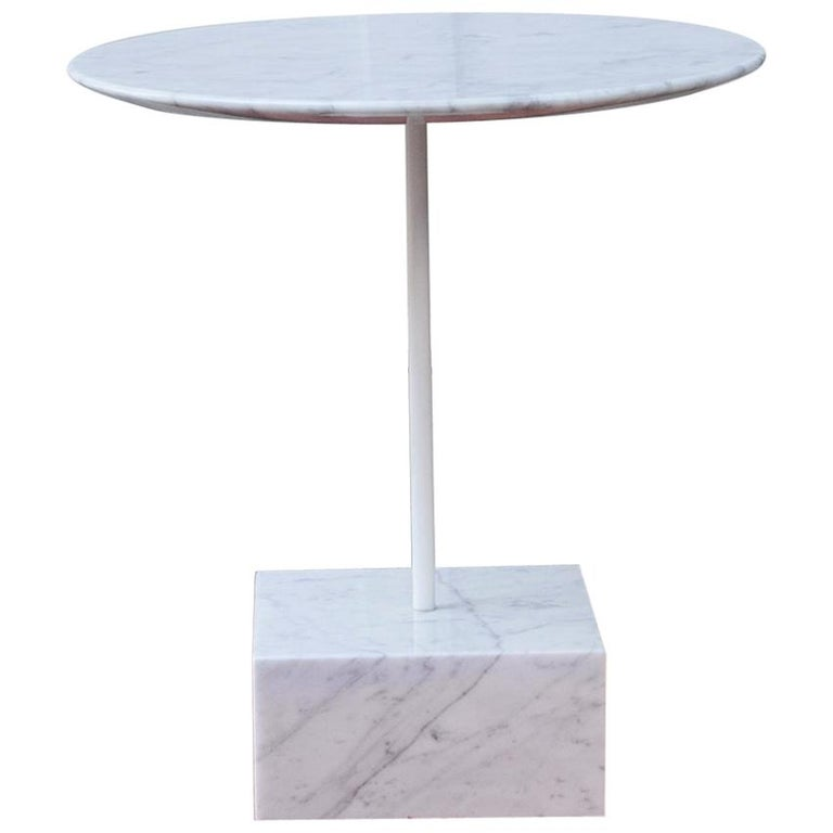 Ettore Sottsass Primavera Marble Coffee Table, 1980 For Sale
