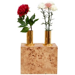 Ettore Sottsass Twenty-Seven Woods for a Chinese Artificial Flower Vase A