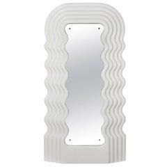 Ettore Sottsass, Ultrafragola Mirror, Prod. Poltronova, Italy