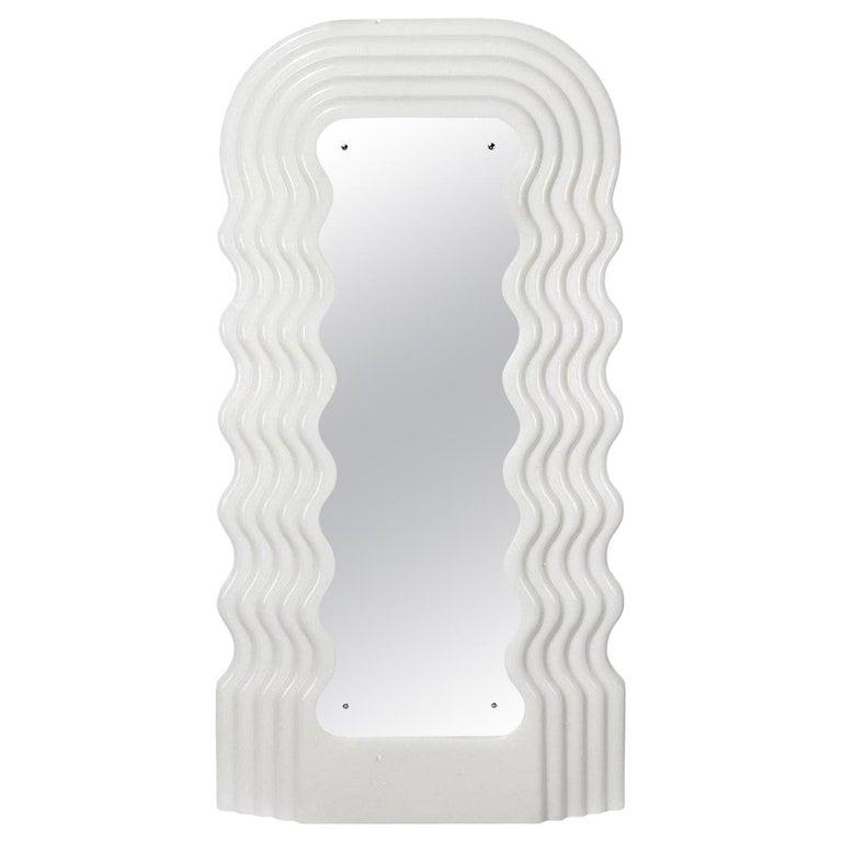 Ettore Sottsass Ultrafragola Mirror Prod, Poltronova, Italy For Sale