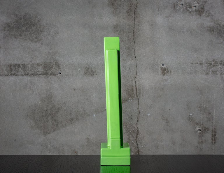 Italian Ettore Sottsass Vase Model Y15 For Sale